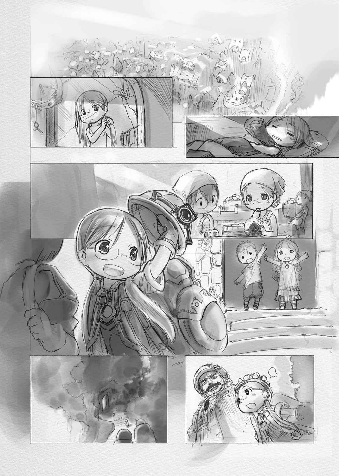 Made in Abyss Chapter 1 Page 31