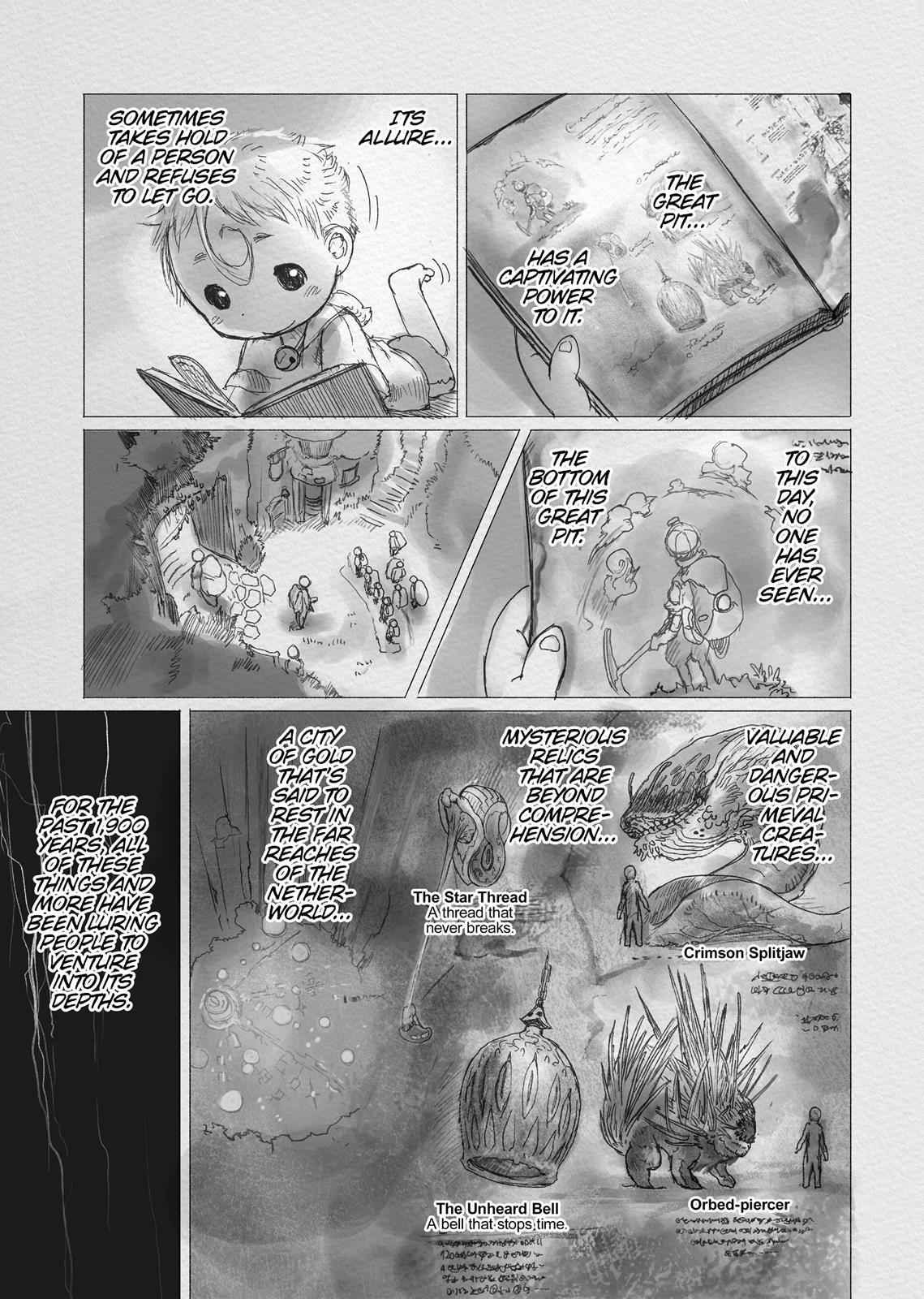 Made in Abyss Chapter 1 Page 32