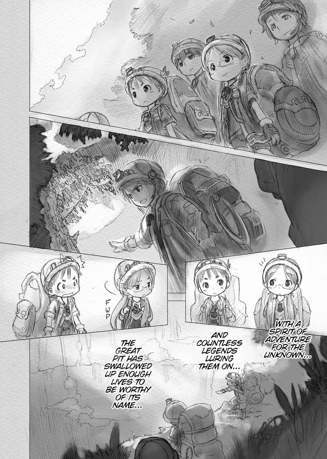 Made in Abyss Chapter 1 Page 33