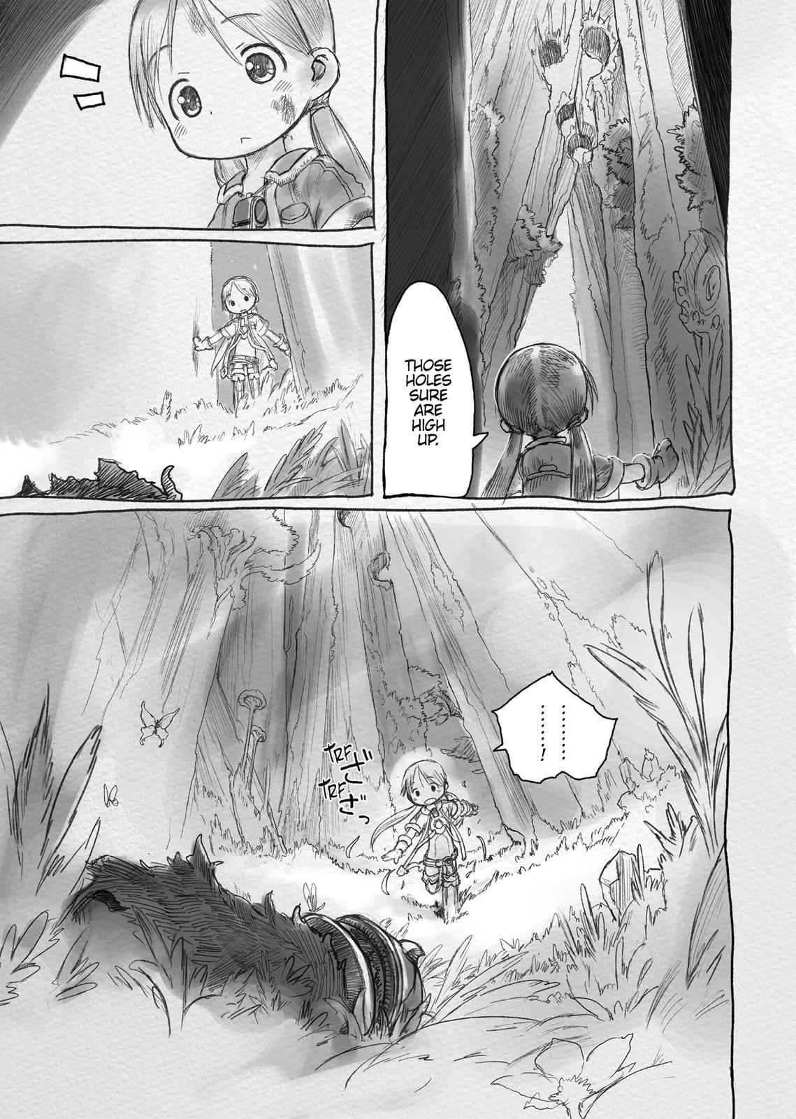 Made in Abyss Chapter 2 Page 15