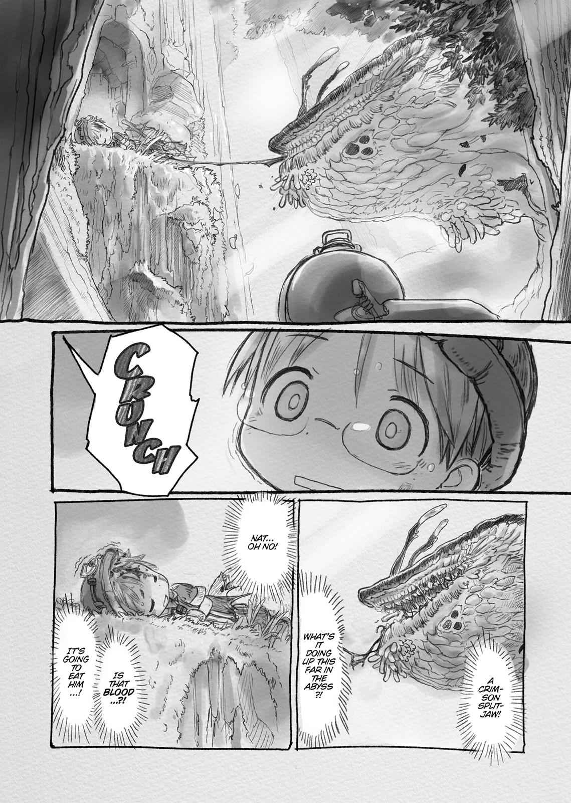 Made in Abyss Chapter 2 Page 6