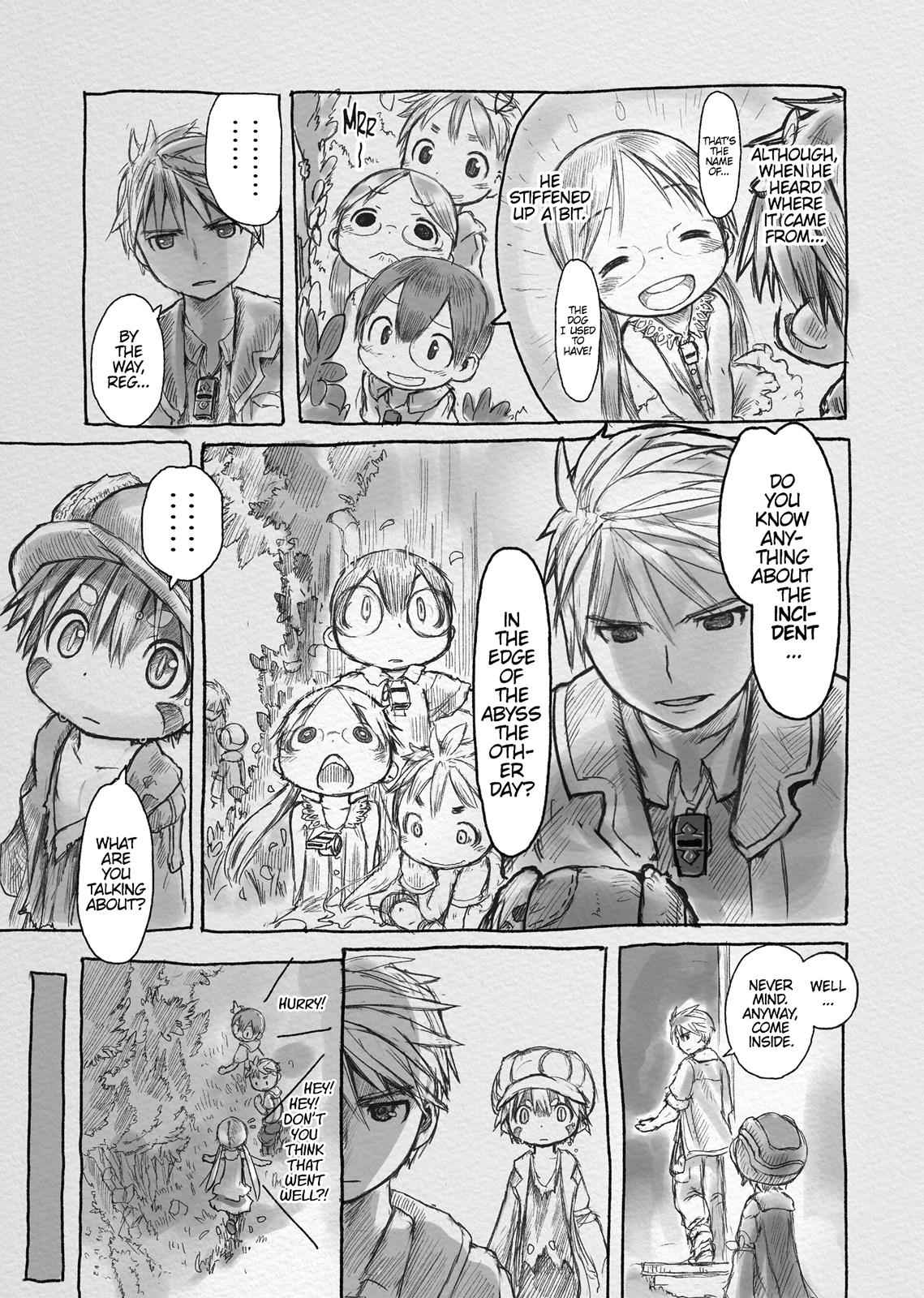 Made in Abyss Chapter 4 Page 15