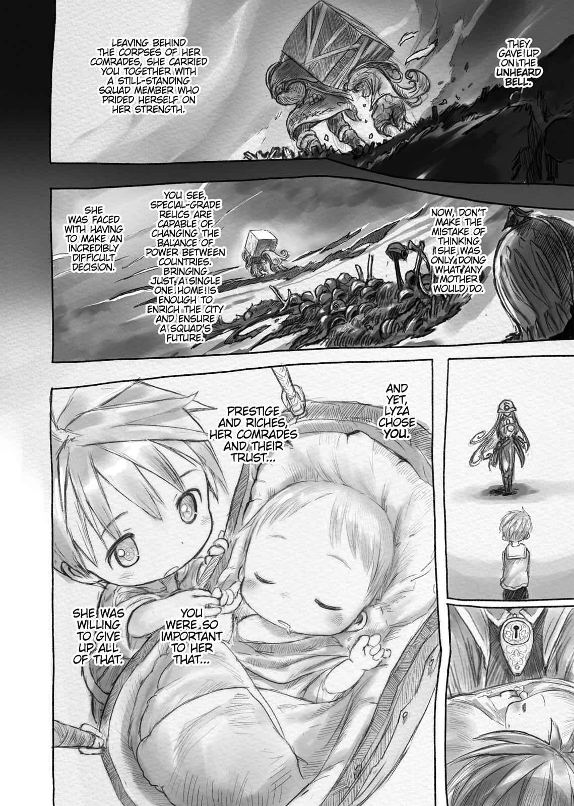 Made in Abyss Chapter 5 Page 14