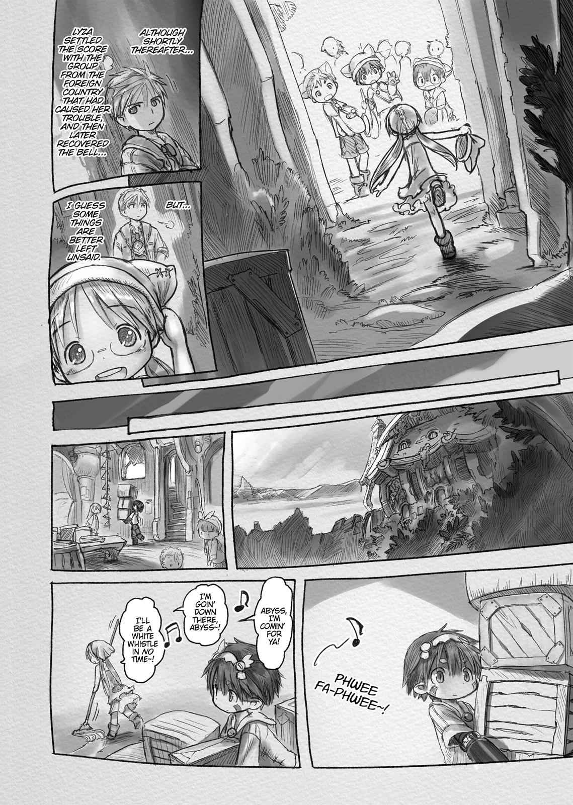 Made in Abyss Chapter 5 Page 16