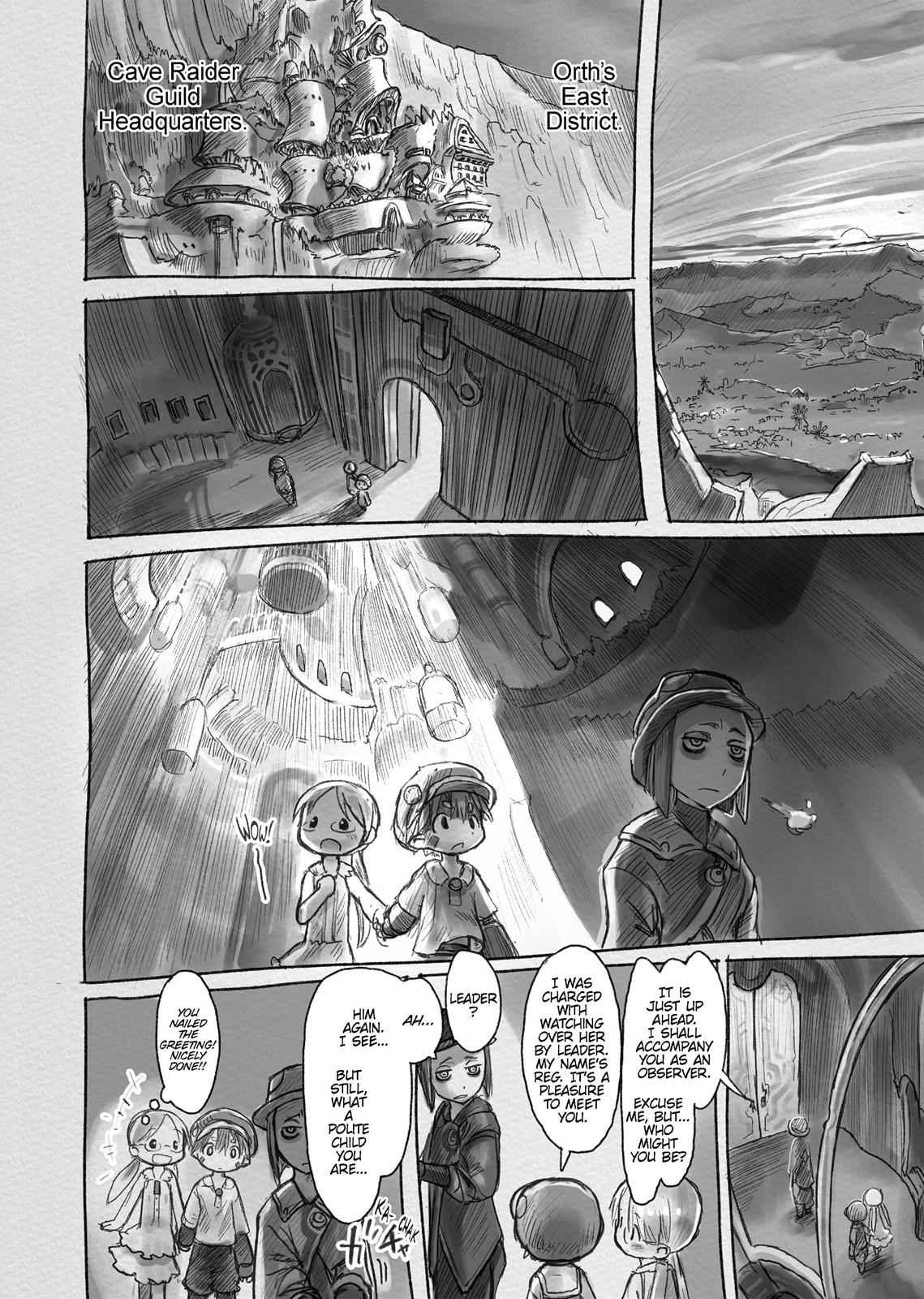 Made in Abyss Chapter 5 Page 18