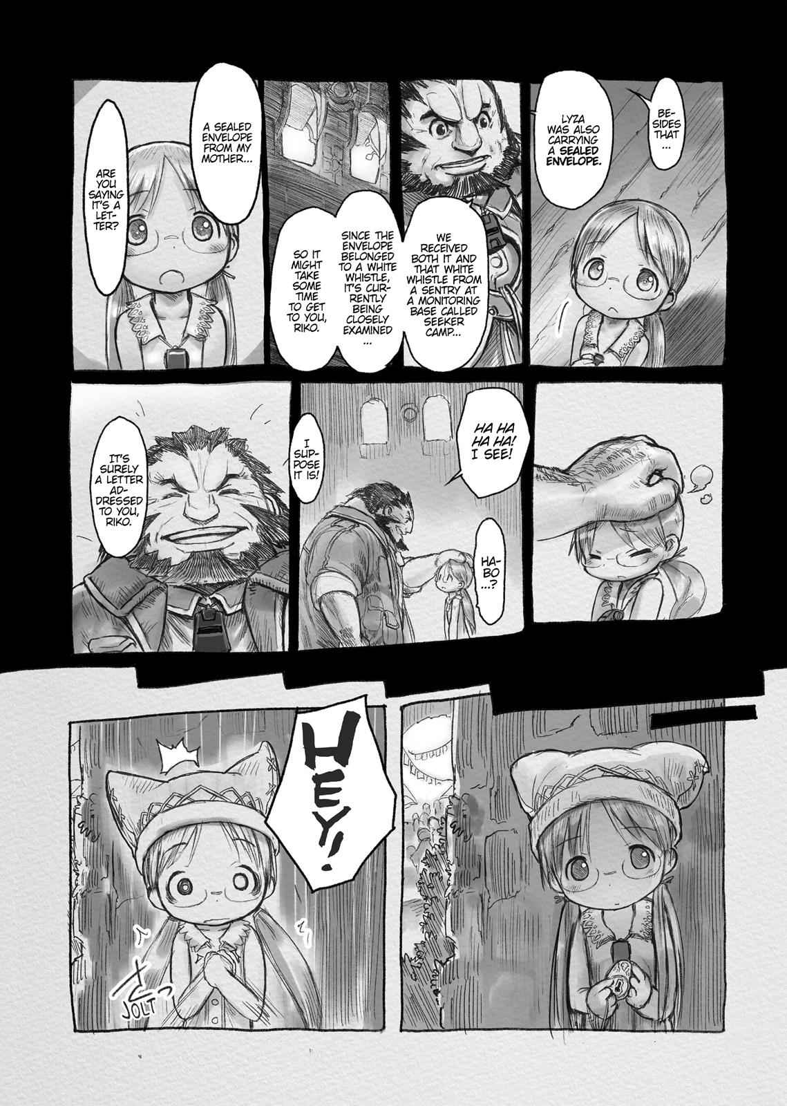 Made in Abyss Chapter 5 Page 8