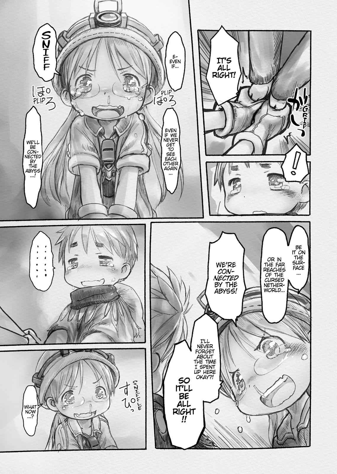 Made in Abyss Chapter 8 Page 19