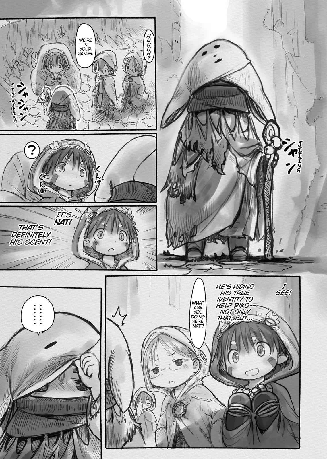 Made in Abyss Chapter 8 Page 9