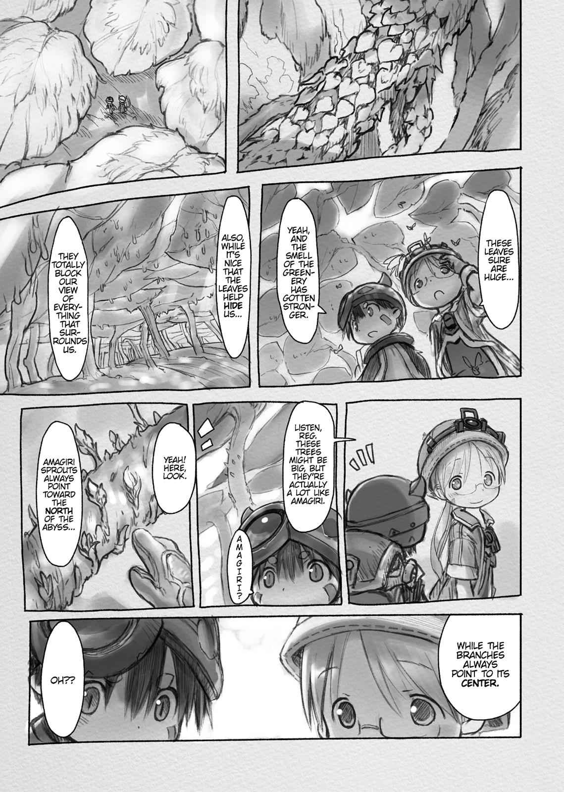 Made in Abyss Chapter 10 Page 15