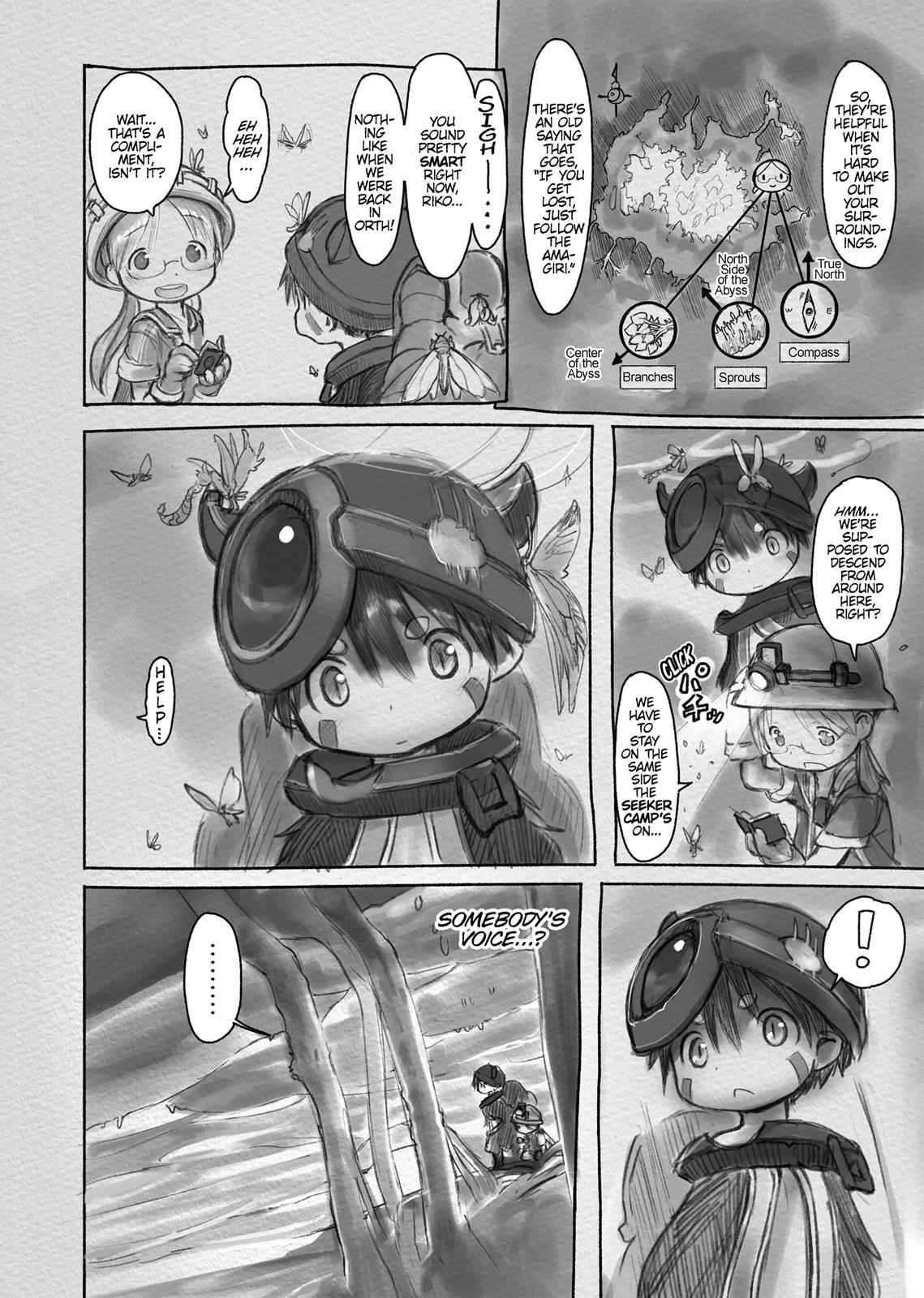 Made in Abyss Chapter 10 Page 16