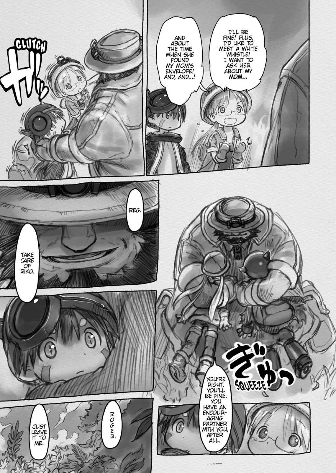 Made in Abyss Chapter 10 Page 9