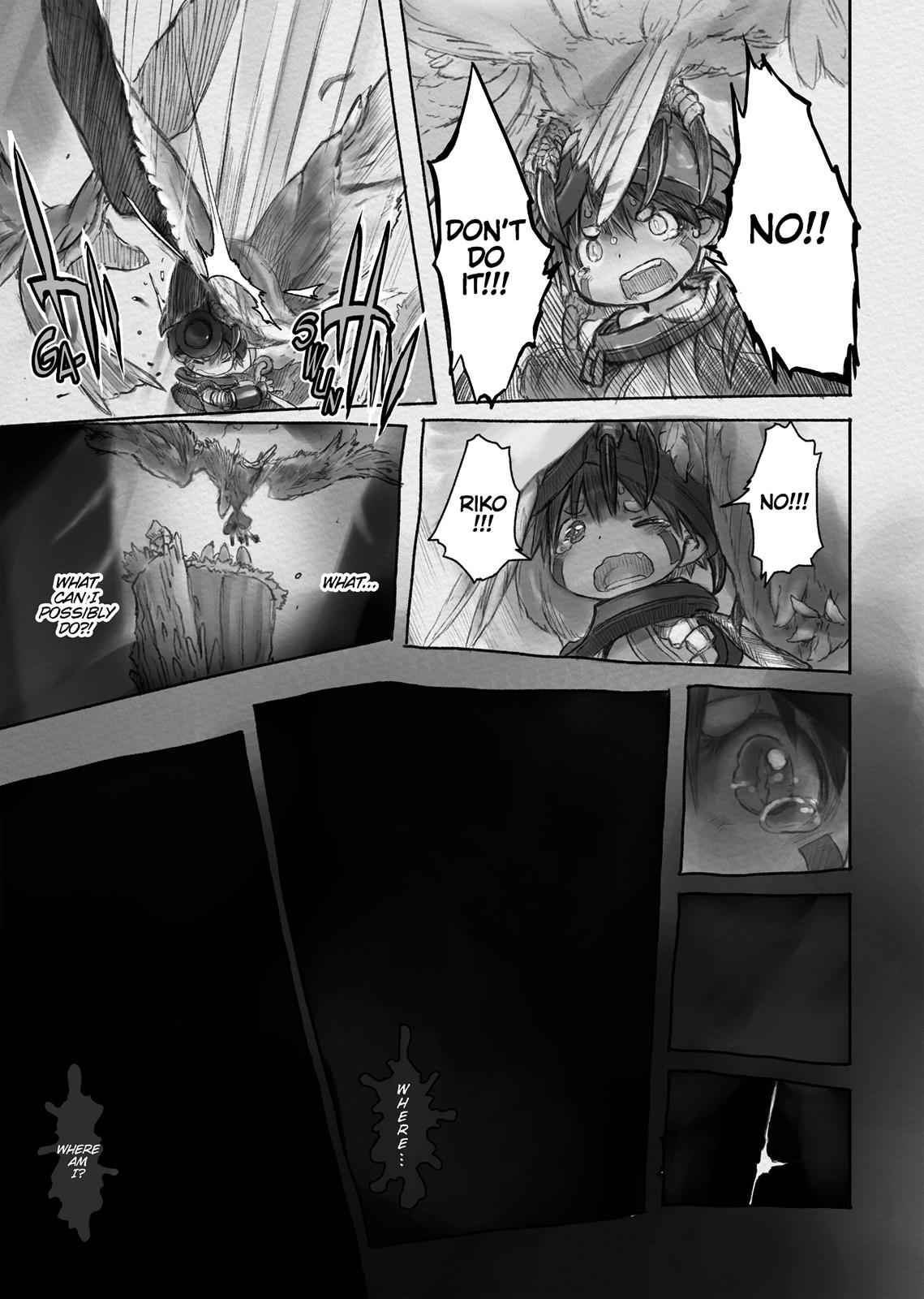 Made in Abyss Chapter 11 Page 5
