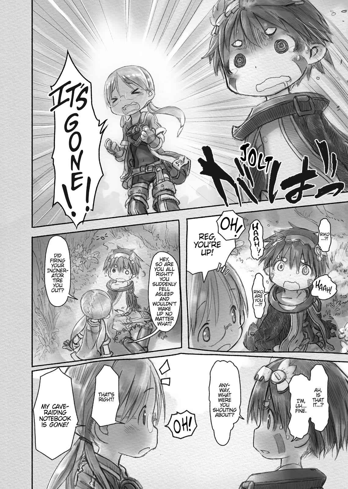 Made in Abyss Chapter 12 Page 2
