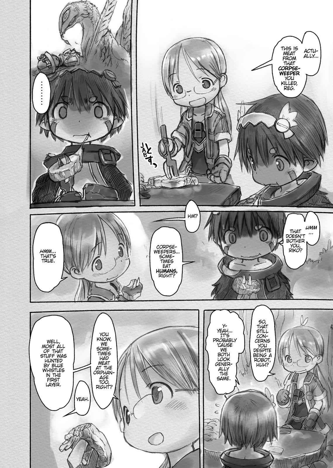 Made in Abyss Chapter 12 Page 6