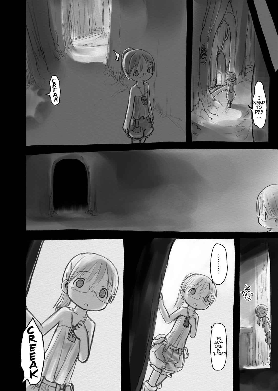 Made in Abyss Chapter 14 Page 2