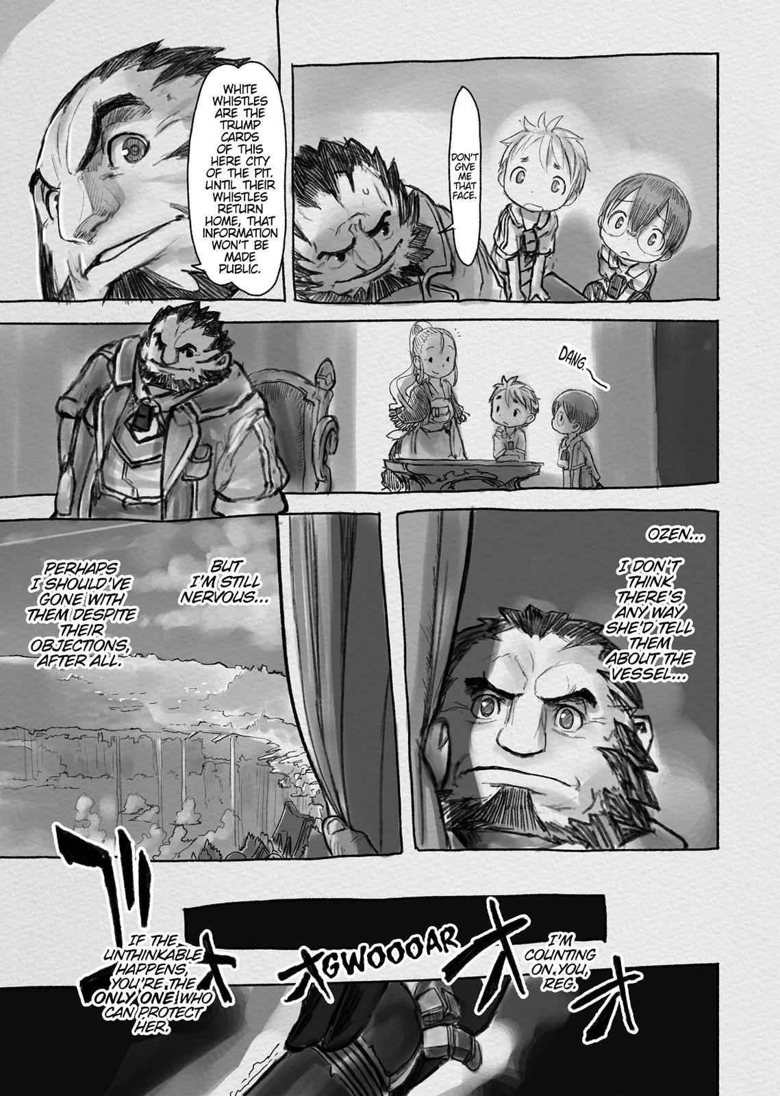 Made in Abyss Chapter 15 Page 3