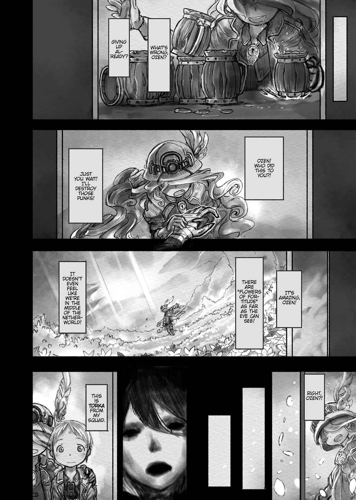 Made in Abyss Chapter 16 Page 10