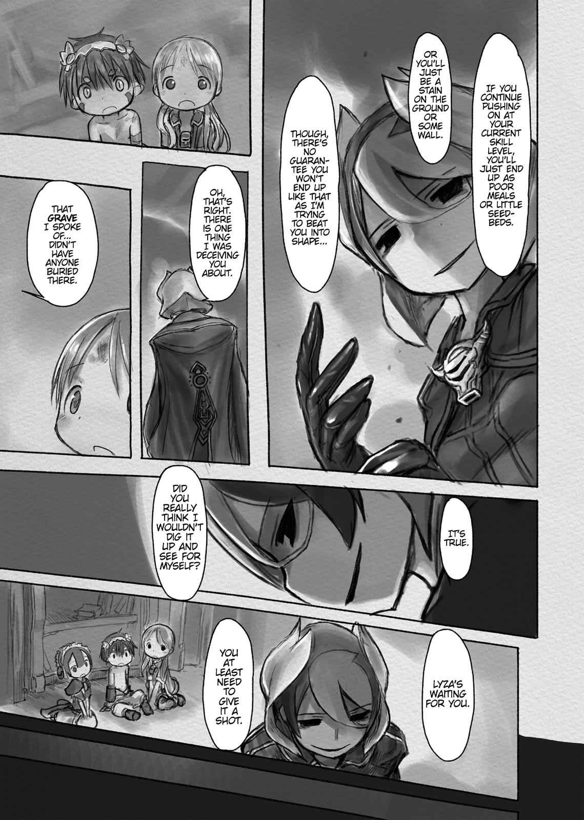 Made in Abyss Chapter 16 Page 7