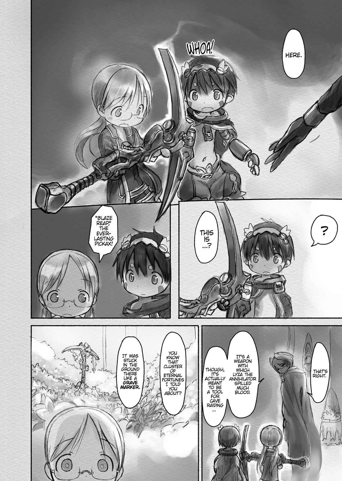 Made in Abyss Chapter 17 Page 18