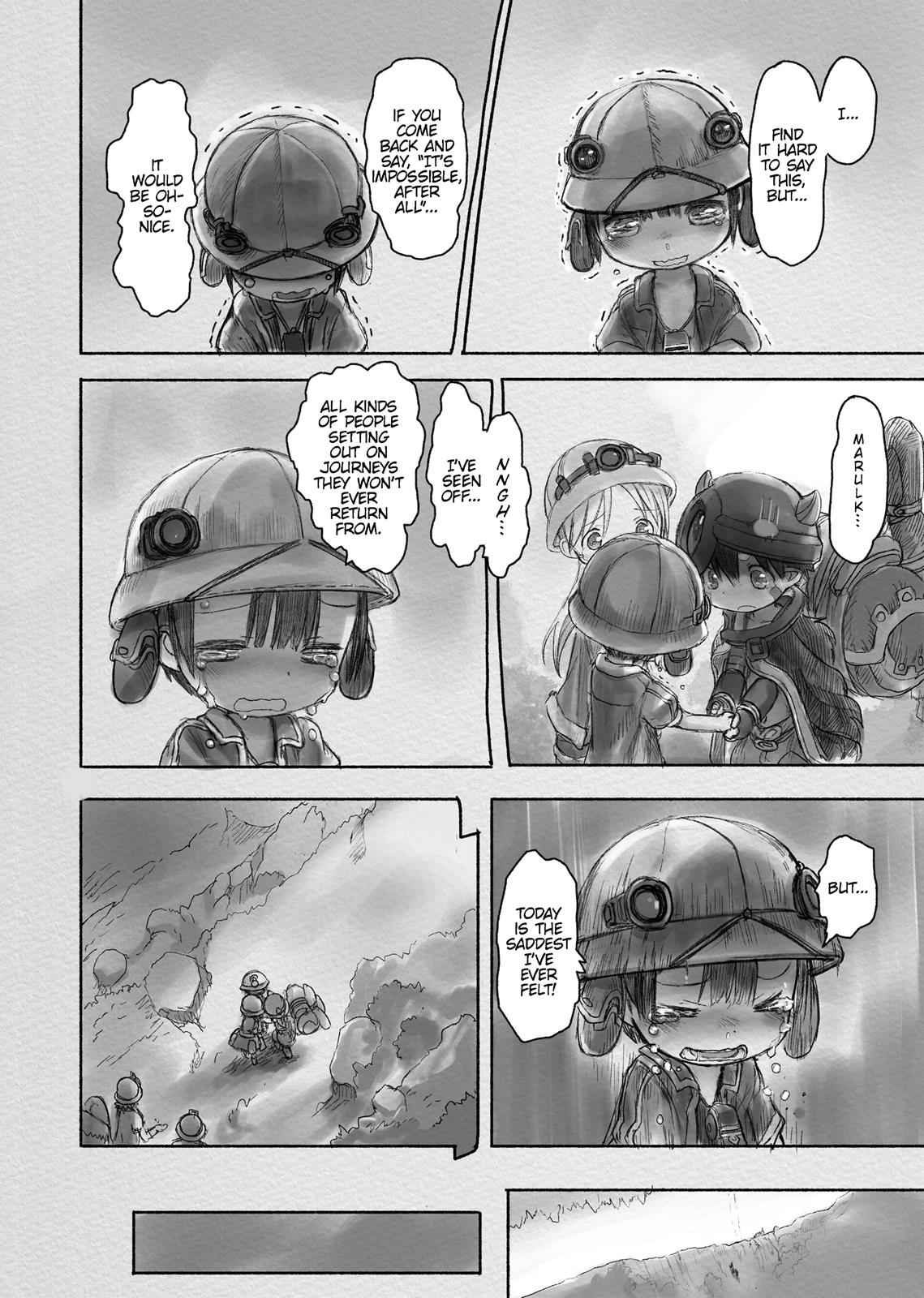 Made in Abyss Chapter 17 Page 22