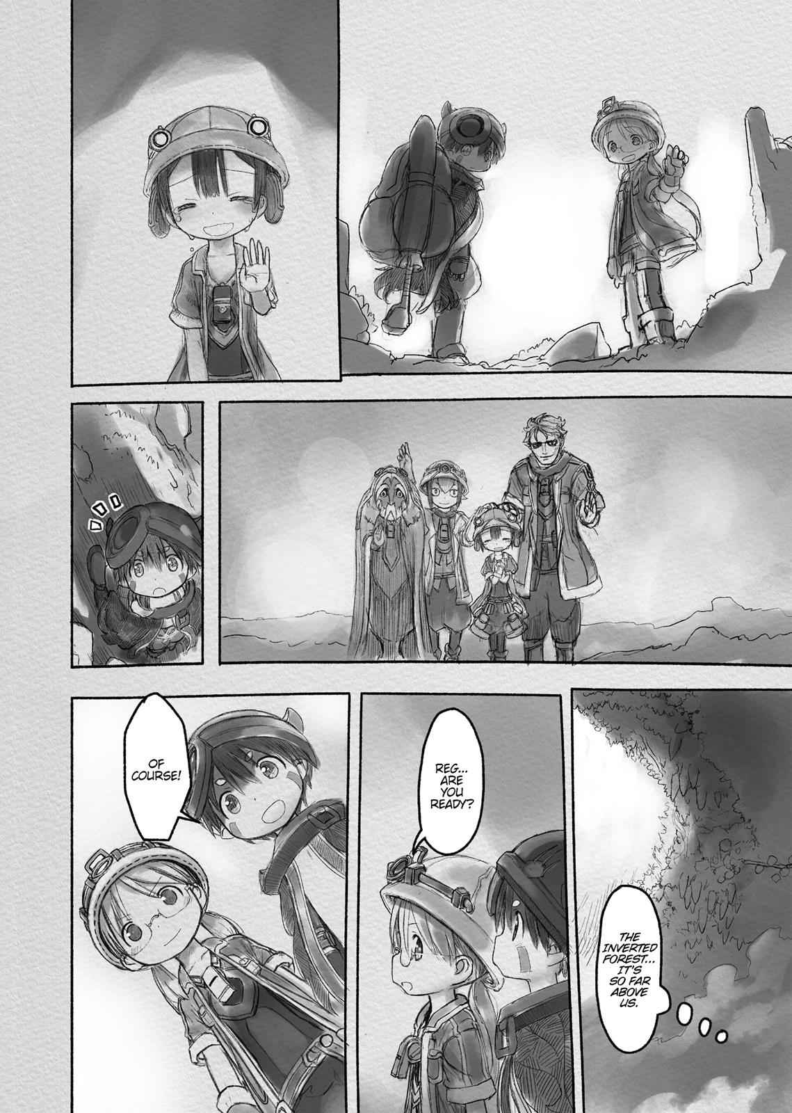 Made in Abyss Chapter 17 Page 24