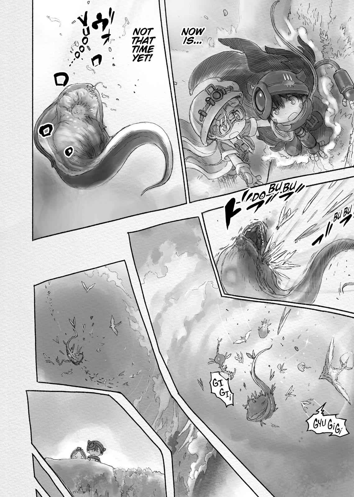 Made in Abyss Chapter 18 Page 12