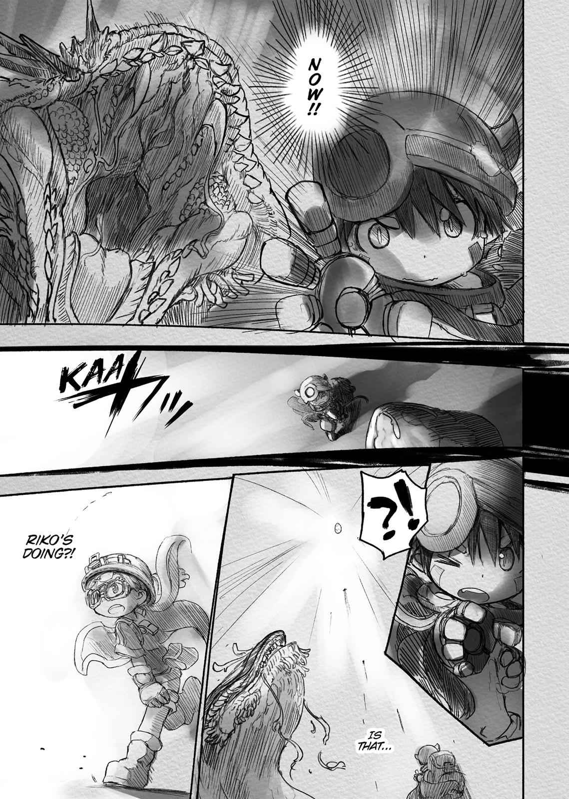 Made in Abyss Chapter 18 Page 9