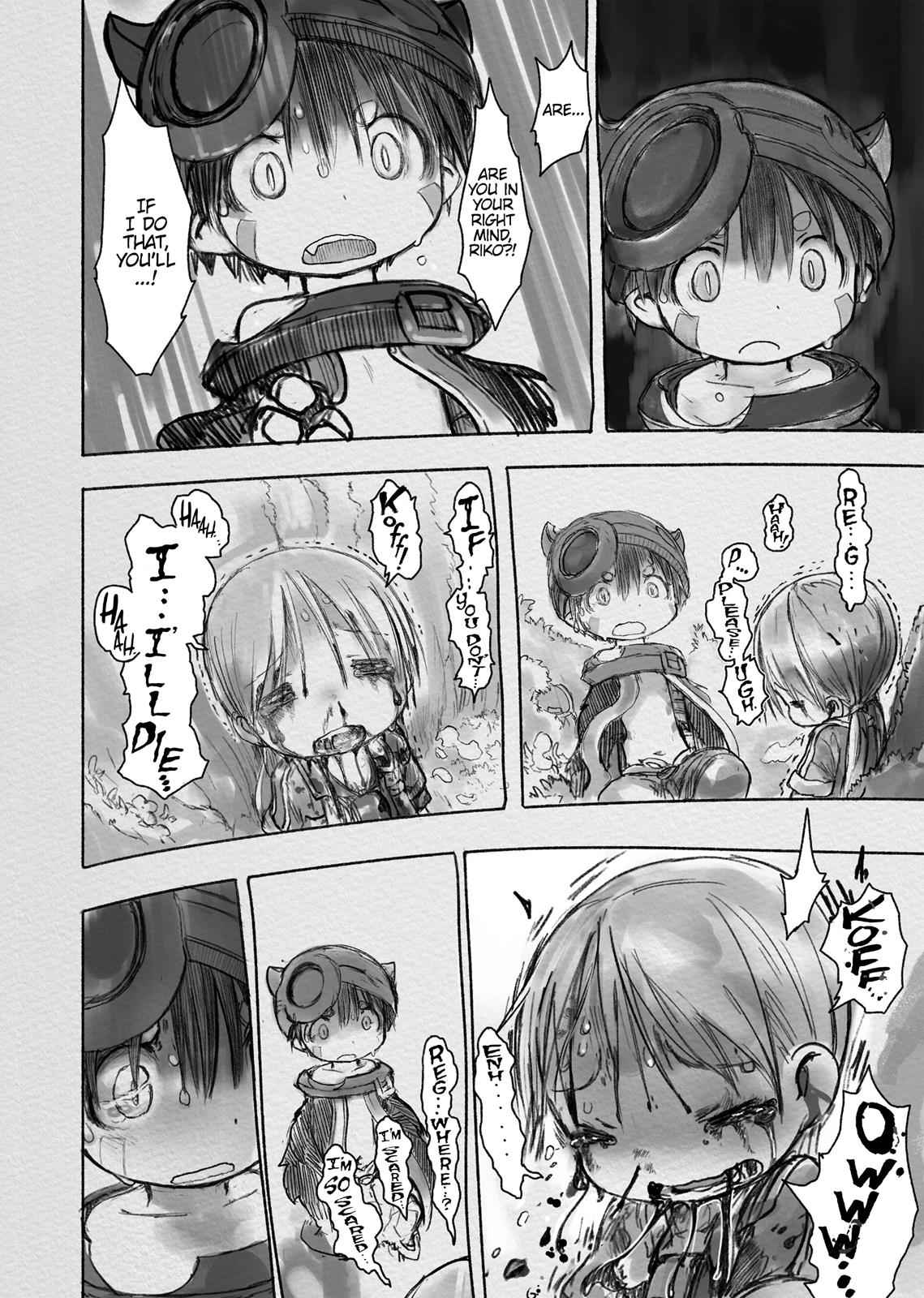 Made in Abyss Chapter 19 Page 14