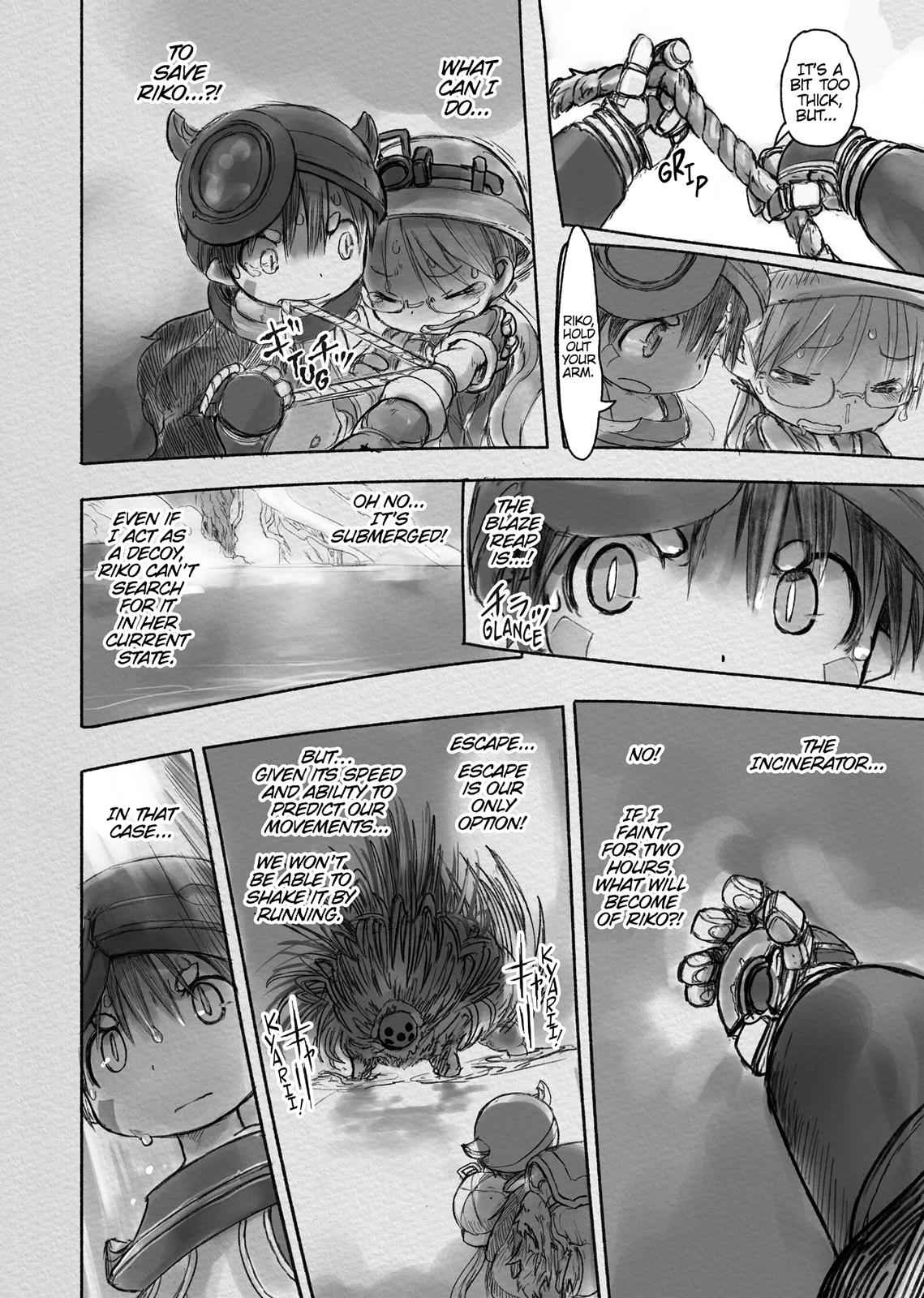 Made in Abyss Chapter 19 Page 8