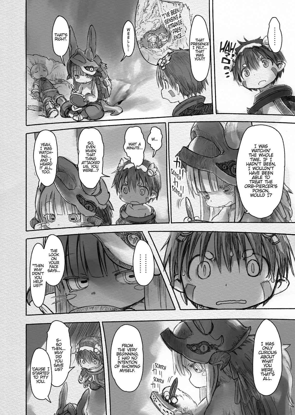 Made in Abyss Chapter 20 Page 10