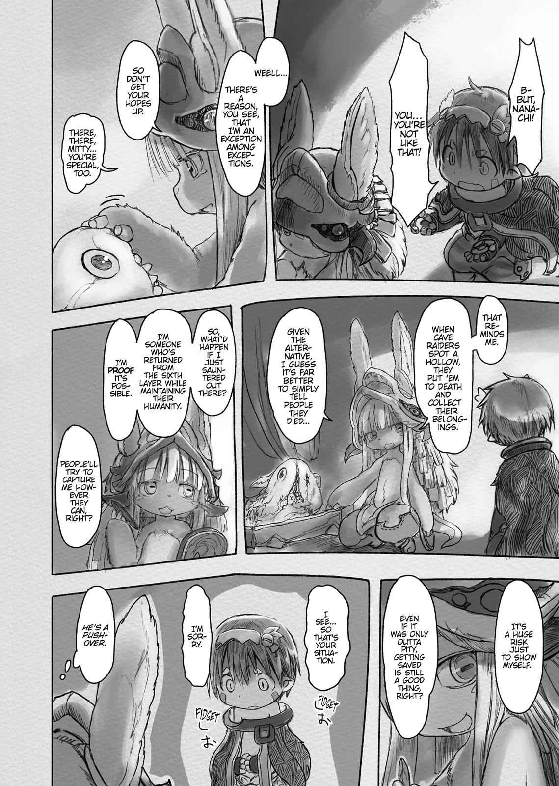Made in Abyss Chapter 20 Page 14