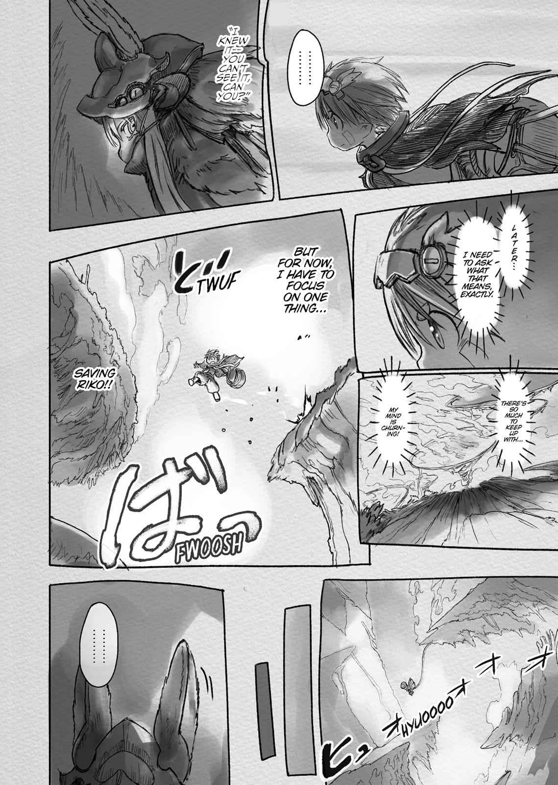 Made in Abyss Chapter 20 Page 16