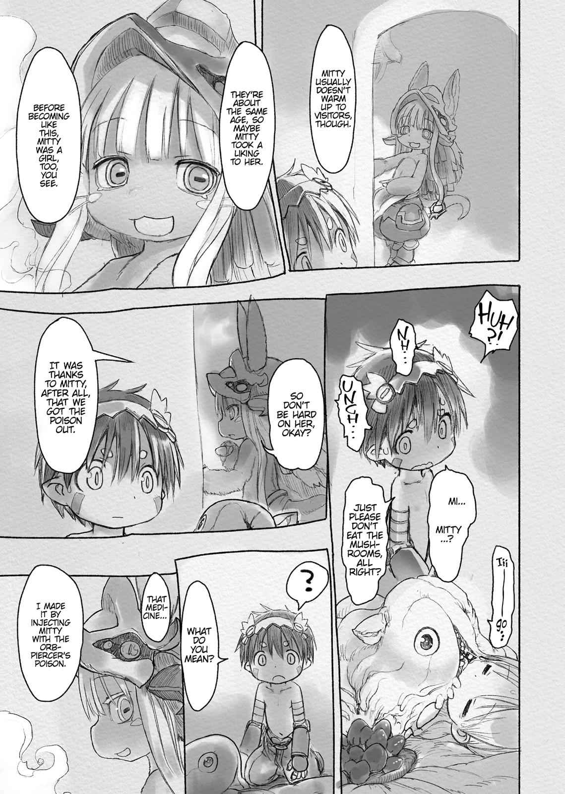 Made in Abyss Chapter 21 Page 13