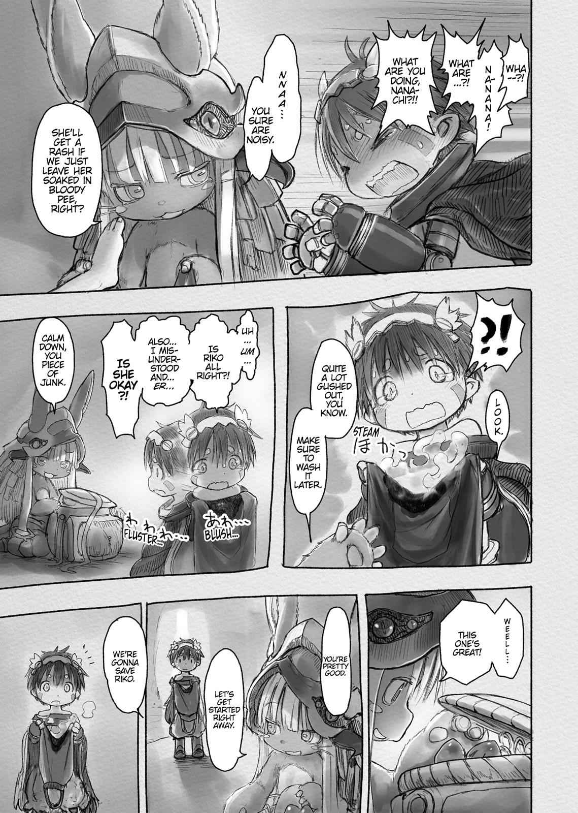 Made in Abyss Chapter 21 Page 3