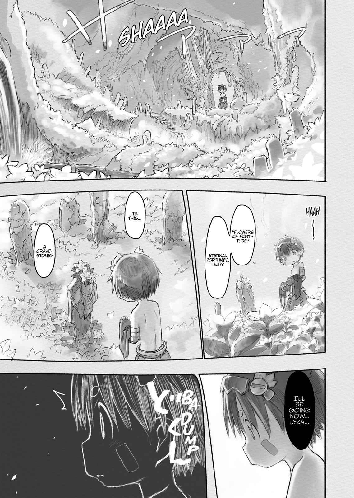 Made in Abyss Chapter 21 Page 7