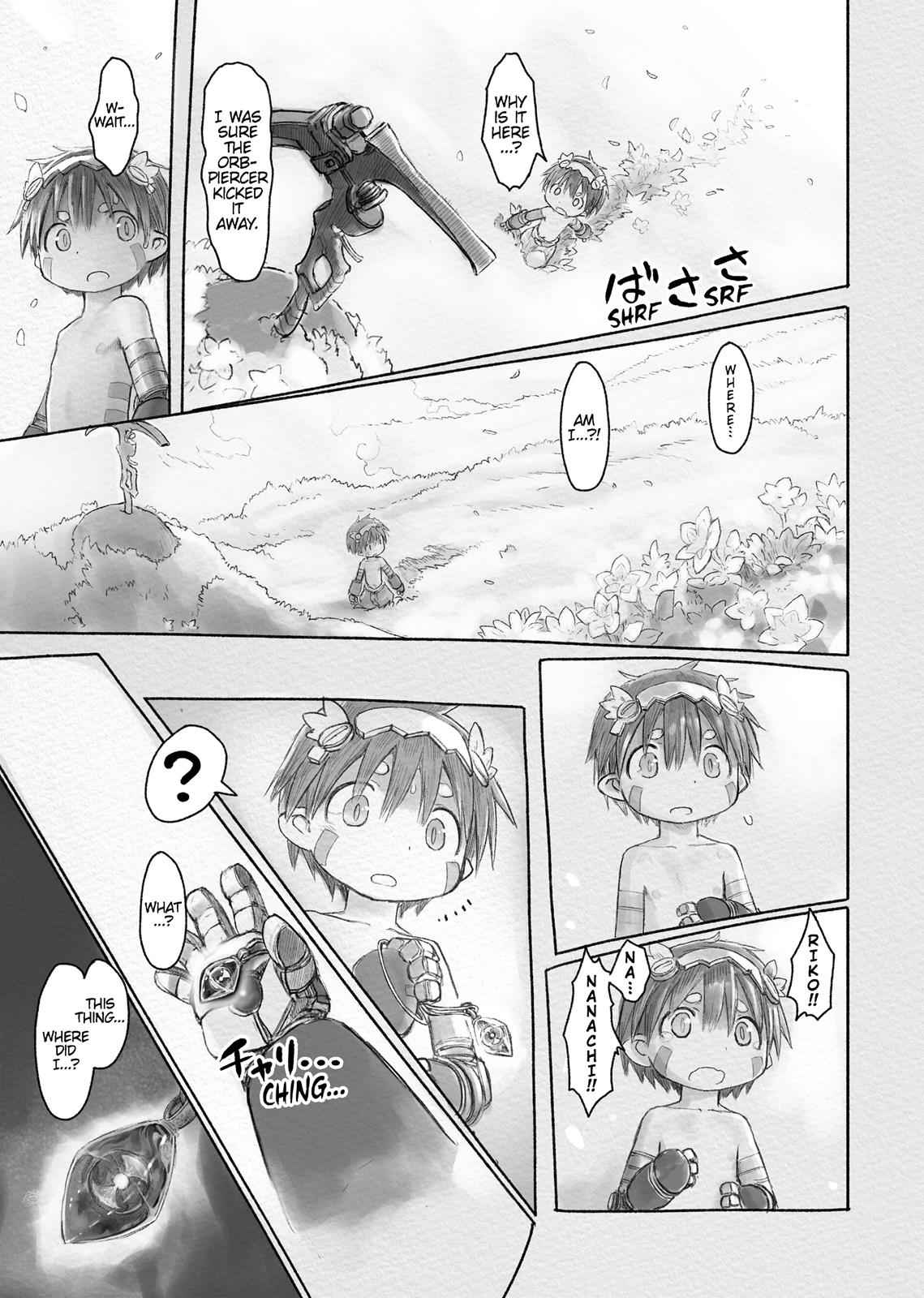 Made in Abyss Chapter 21 Page 9