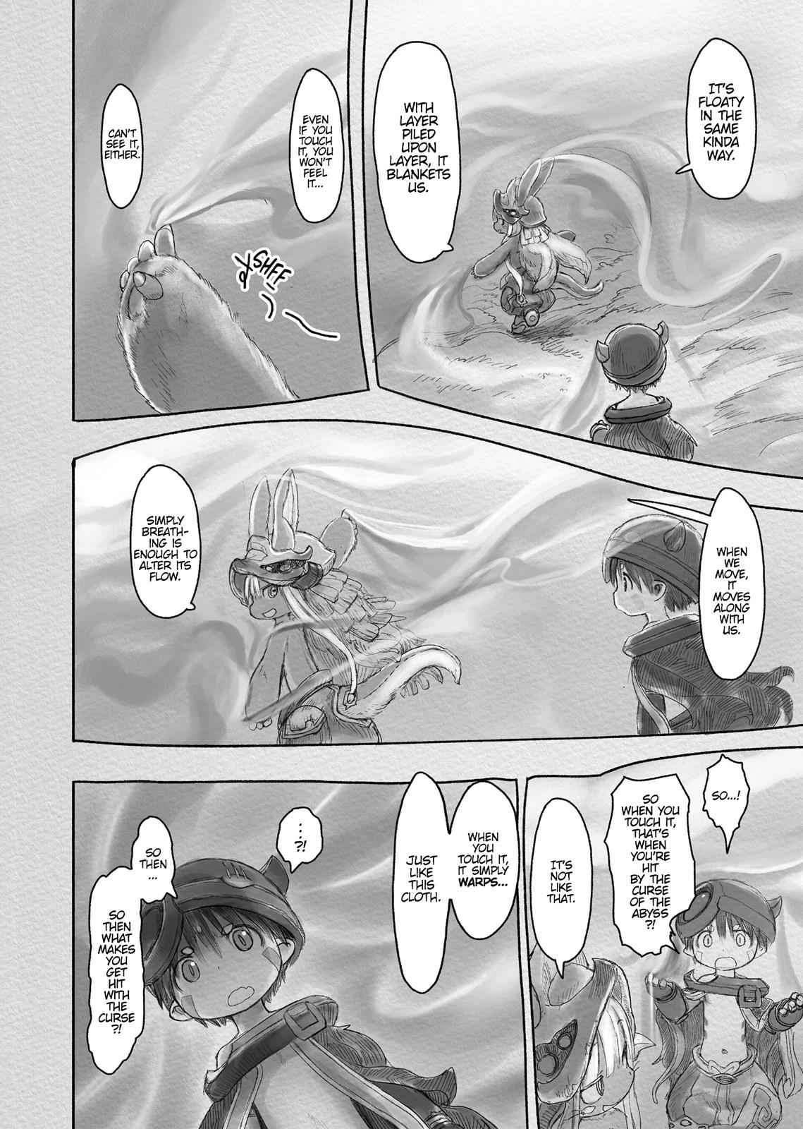 Made in Abyss Chapter 22 Page 2