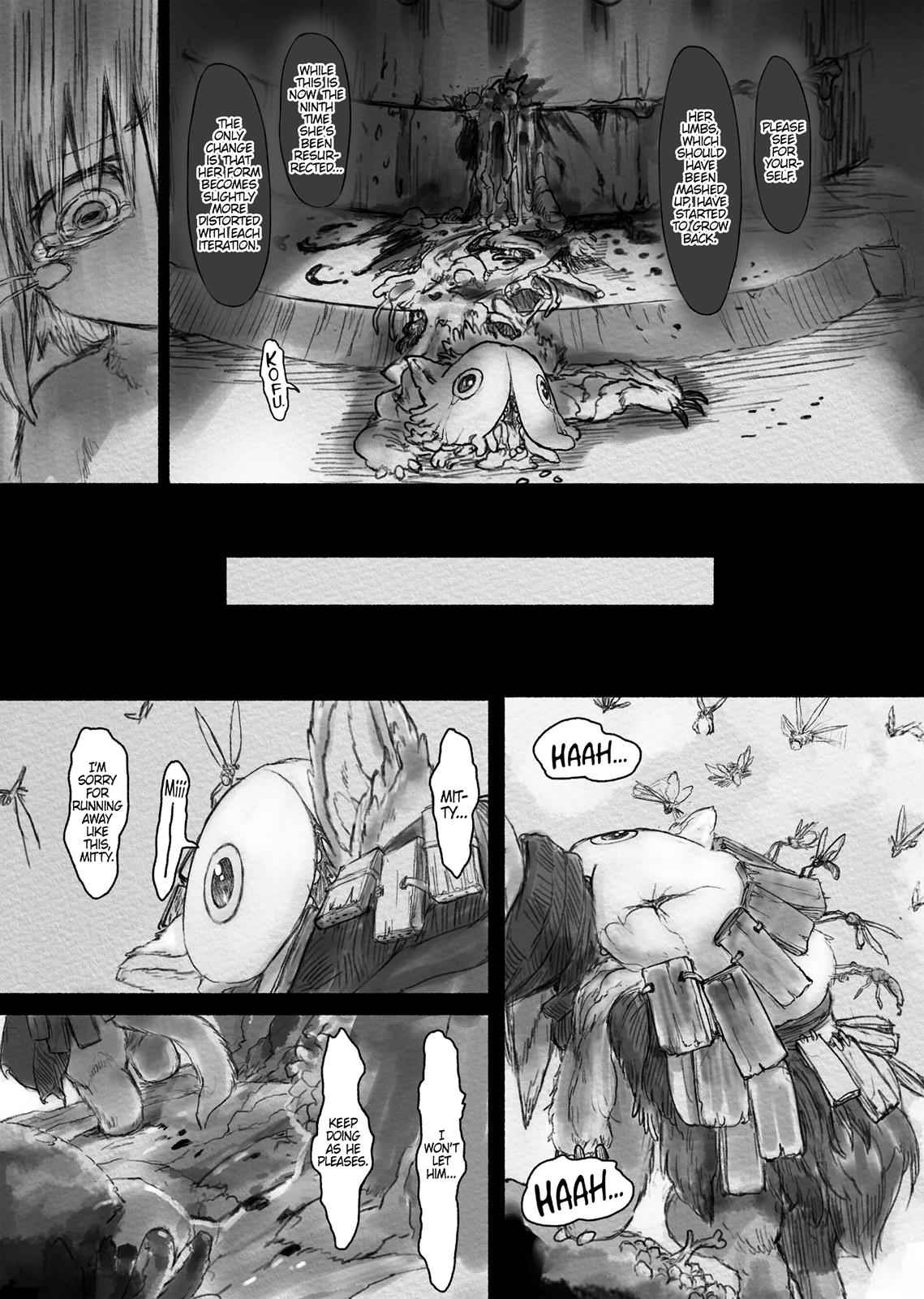Made in Abyss Chapter 23 Page 13