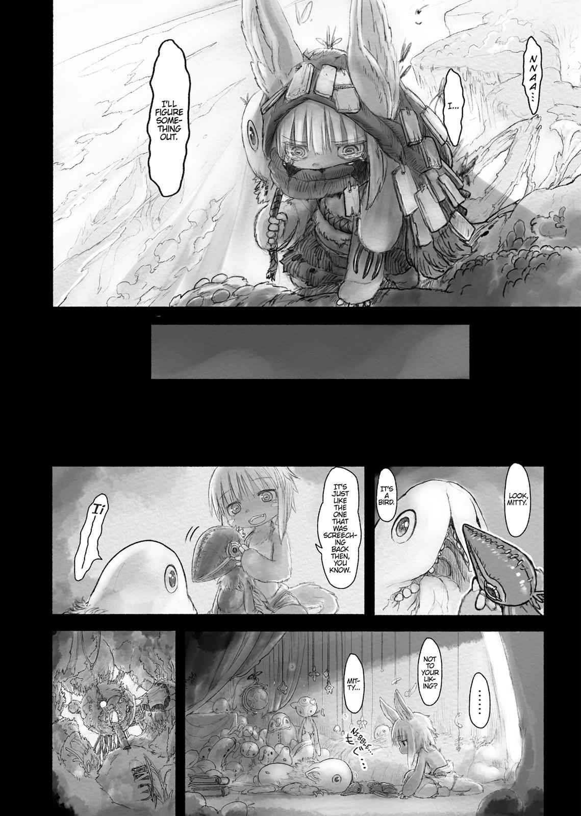 Made in Abyss Chapter 23 Page 14