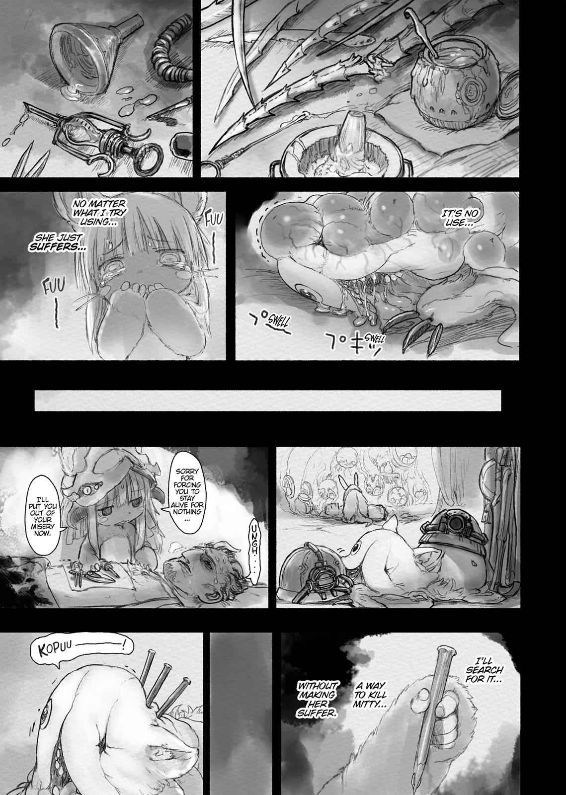 Made in Abyss Chapter 23 Page 15