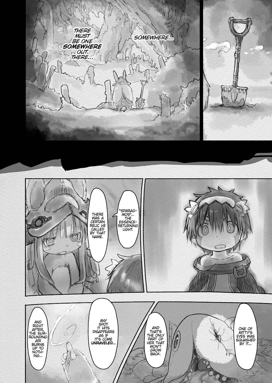 Made in Abyss Chapter 23 Page 16
