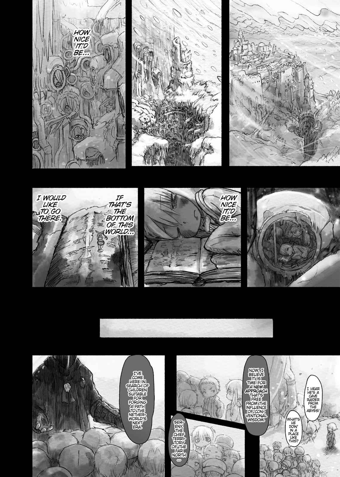 Made in Abyss Chapter 23 Page 2
