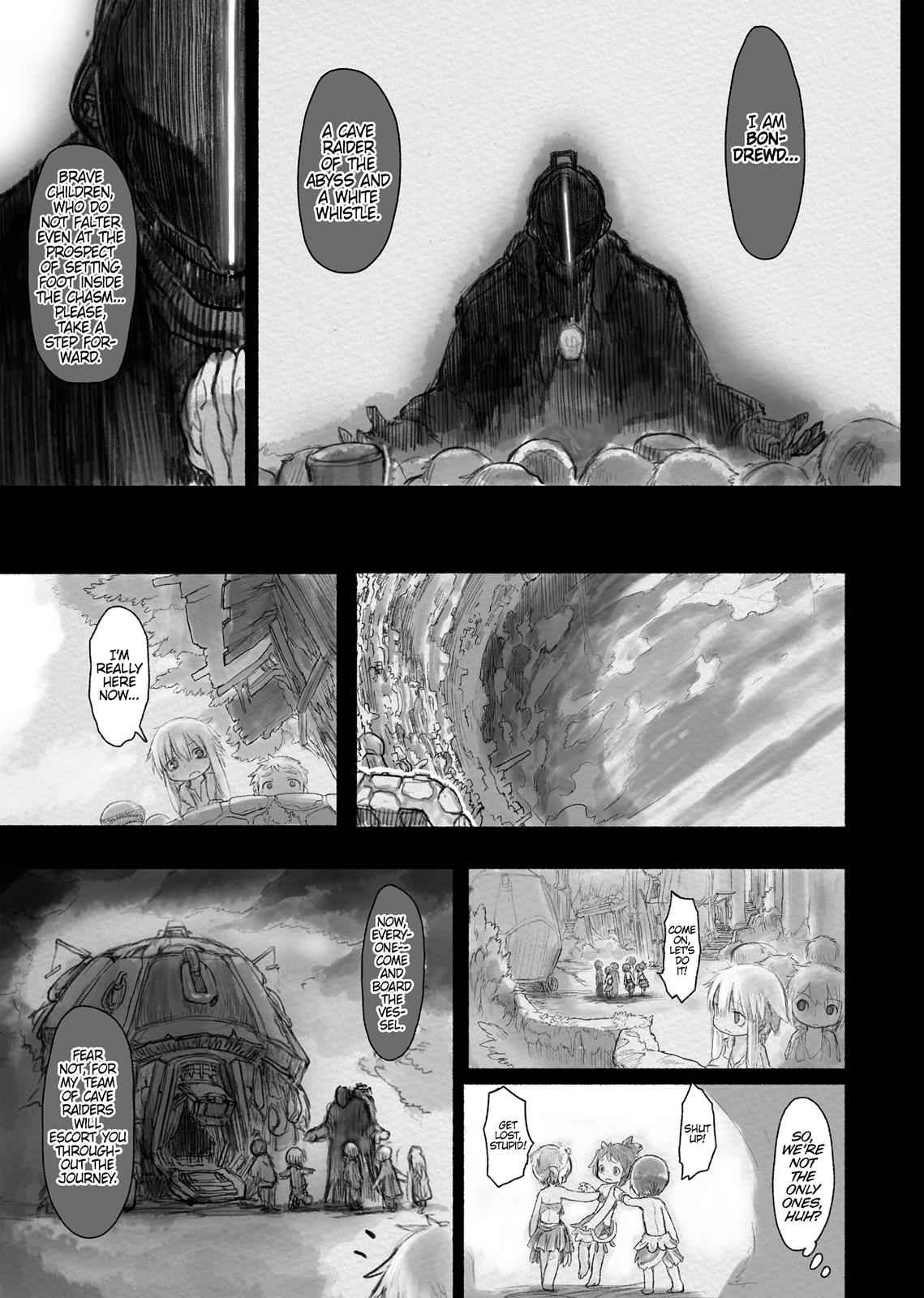Made in Abyss Chapter 23 Page 3