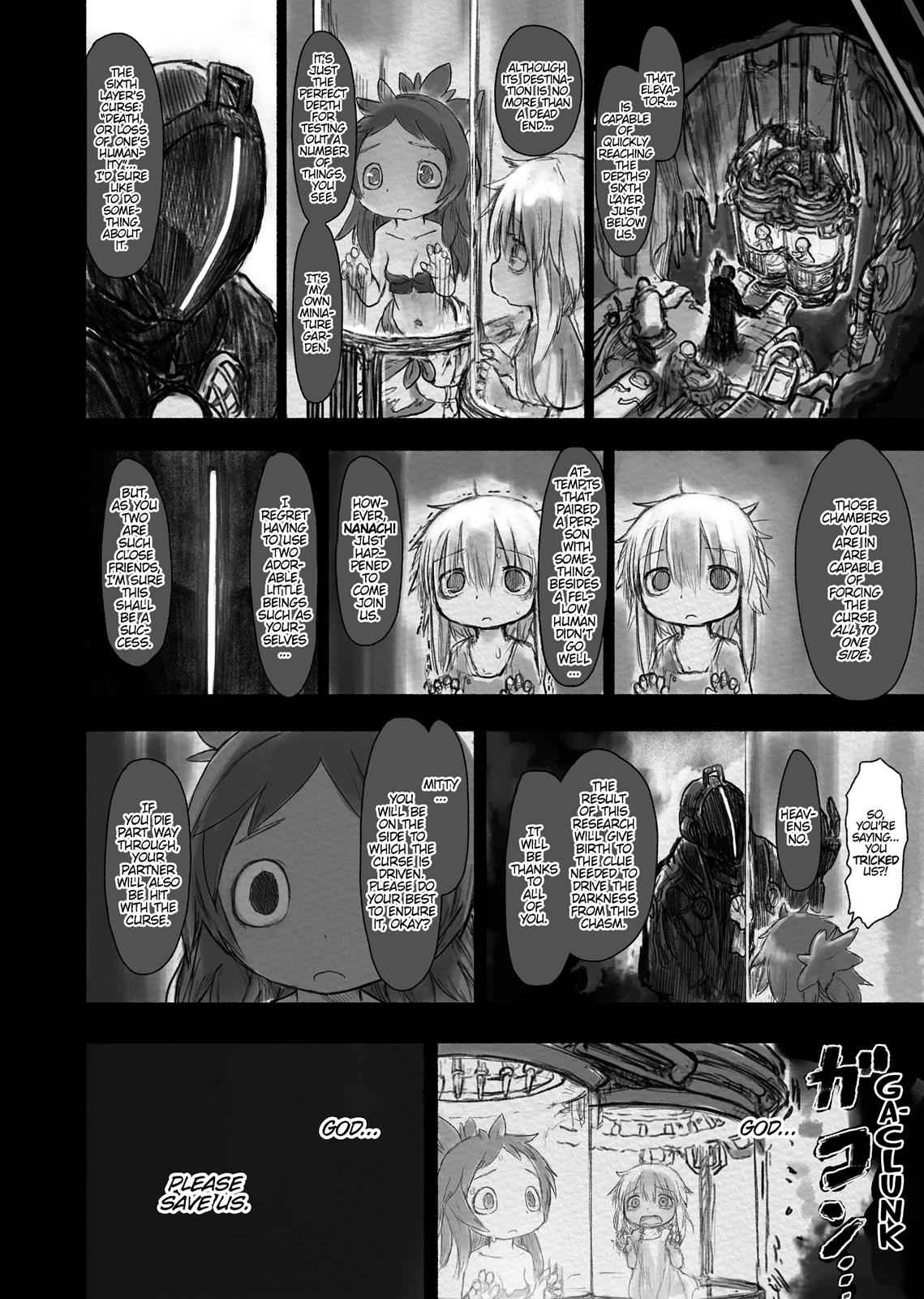 Made in Abyss Chapter 23 Page 8