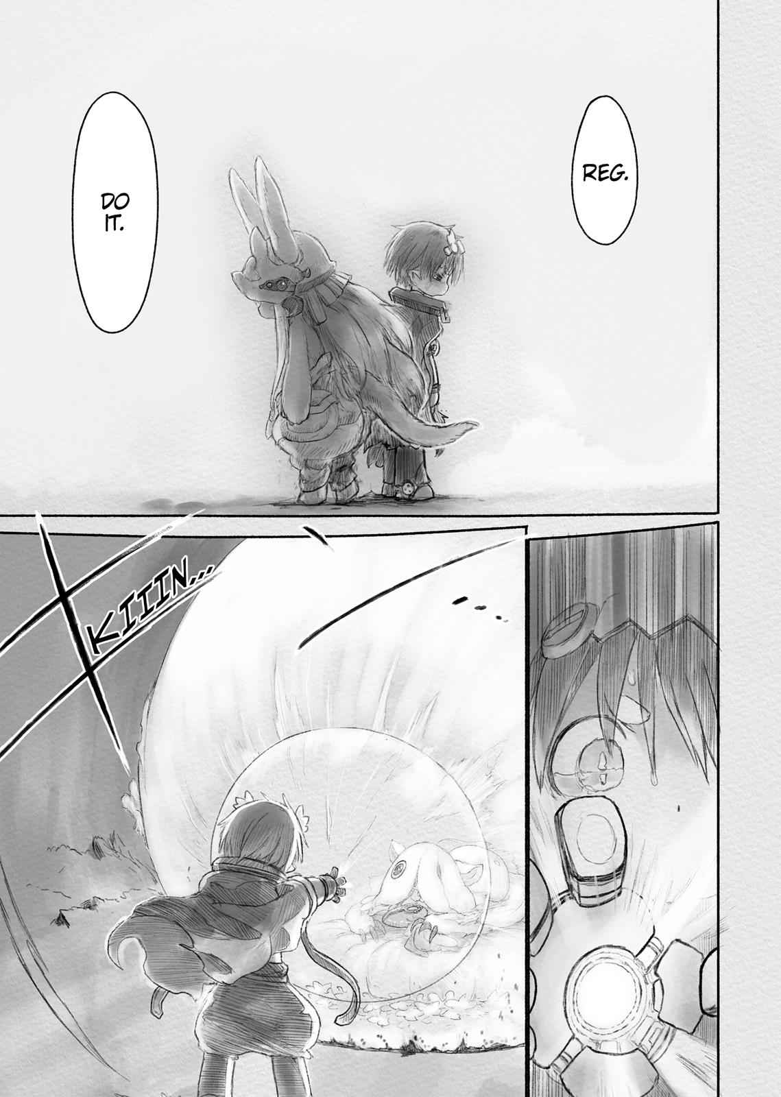 Made in Abyss Chapter 24 Page 11
