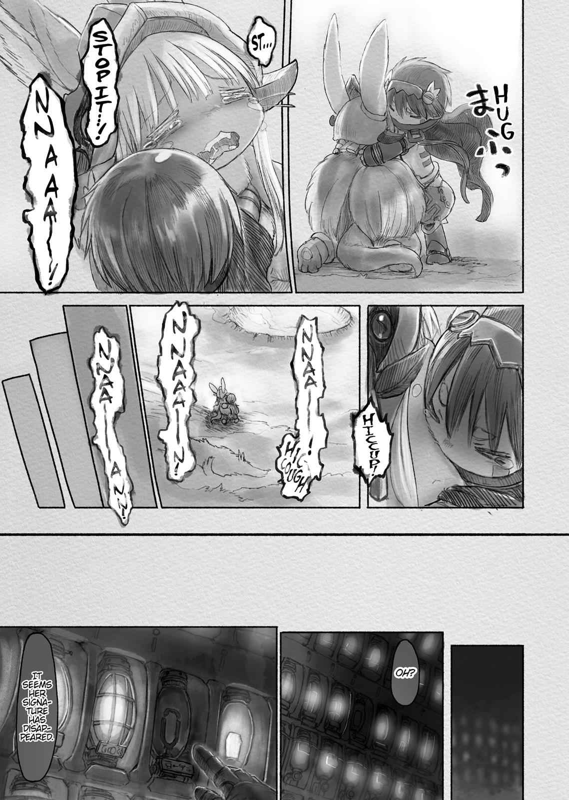 Made in Abyss Chapter 24 Page 15