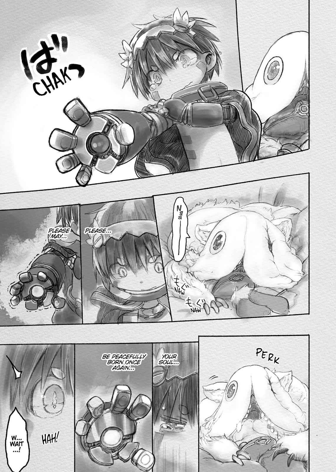 Made in Abyss Chapter 24 Page 9