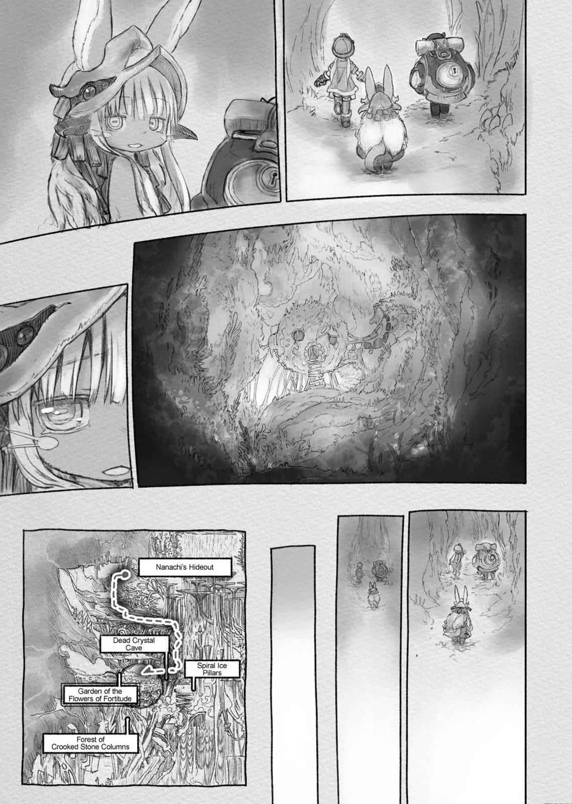 Made in Abyss Chapter 26 Page 11