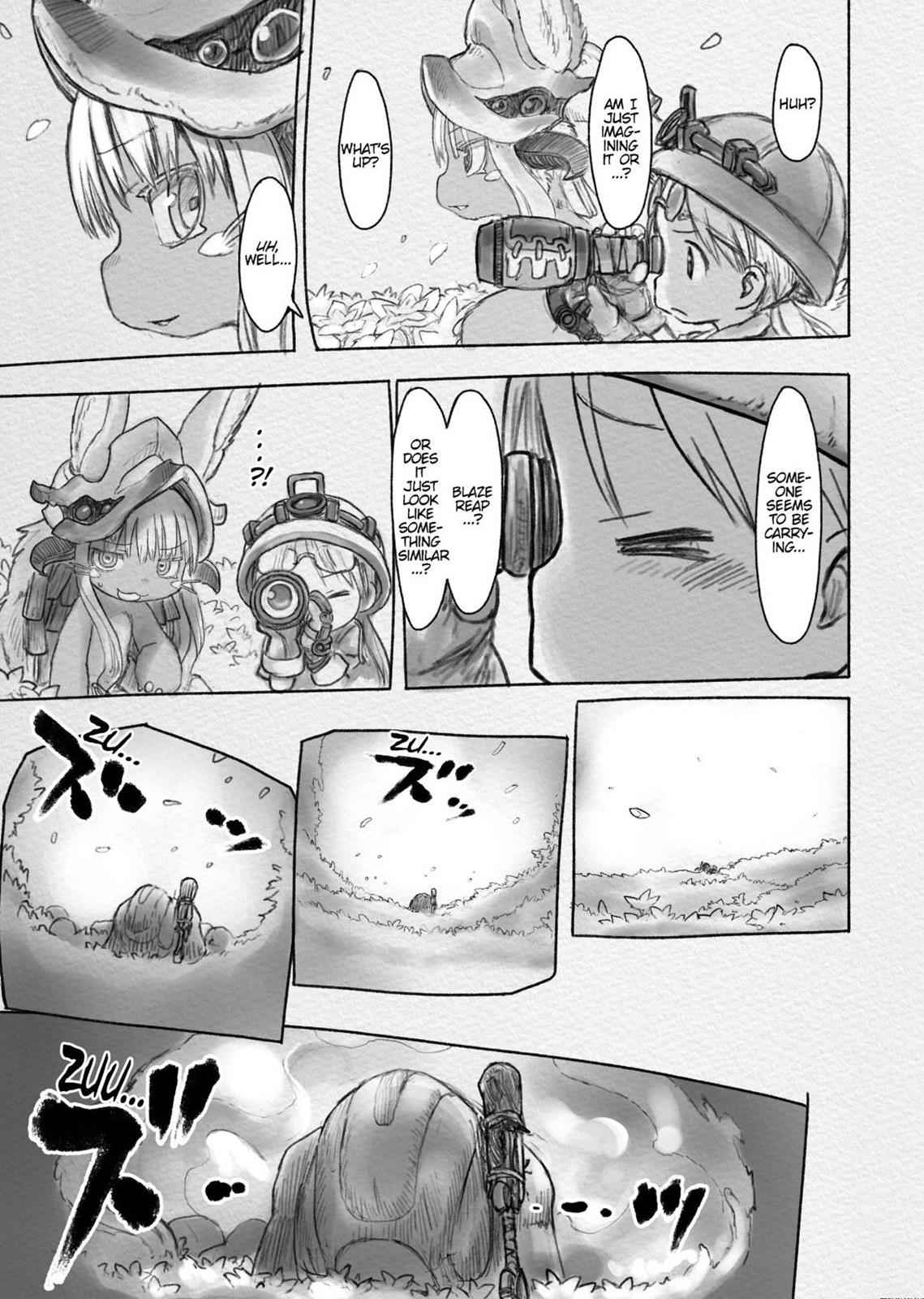 Made in Abyss Chapter 26 Page 15