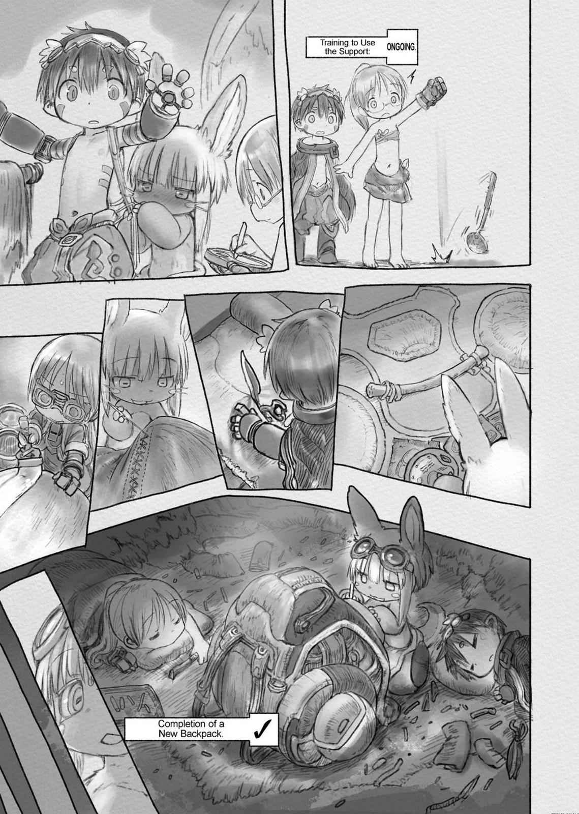 Made in Abyss Chapter 26 Page 9